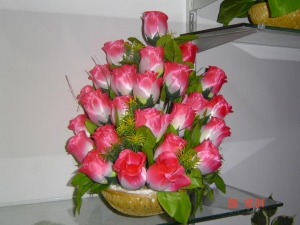flores artificiais lindas 1